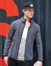 Men´s Dreamstate Honeycomb Fleece Jacket